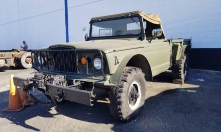 Classifind Cut 1: 1968 Kaiser Jeep M715 – $10,000
