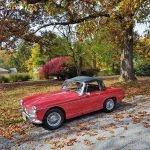 Investment Grade: 1964 MG Midget Mk II – $11,995 OBO