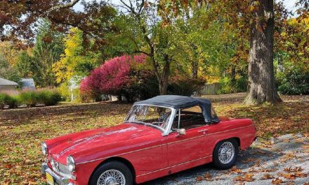 Investment Grade: 1964 MG Midget Mk II – $11,995 OBO