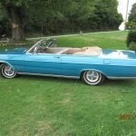 Tropical Turquoise: 1965 Ford Galaxie 500 Convertible – $19,000