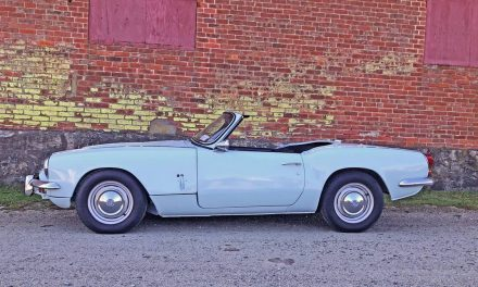 Restored Right Hand Drive: 1970 Triumph Spitfire Mk III – SOLD!