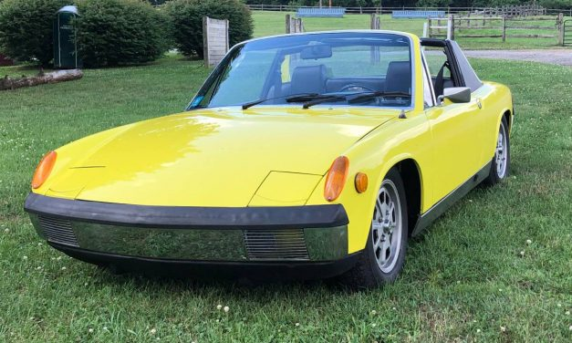 Six Months Gone: 1972 Porsche 914 1.7L – NOW $30,000