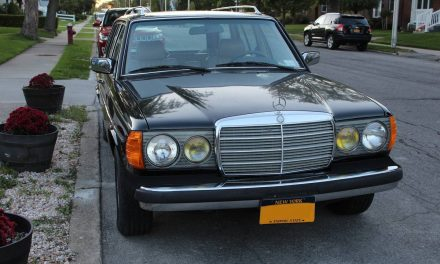 Classifind Cut 40: 1984 Mercedes-Benz 300TD Estate – $7,500