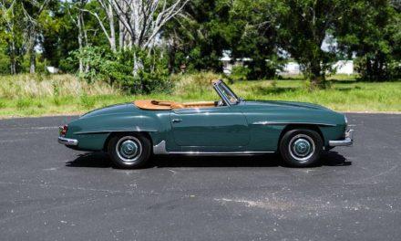 Classifind Cuts 46: 1961 Mercedes-Benz 190SL – CL FLAG!