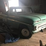 Classifind Cut 38: 1965 Chevrolet Custom Fleetside C20 – $5,500