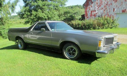 Real Deal GT: 1979 Ford Ranchero GT – $6,500