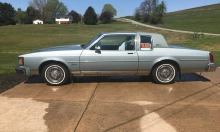 Your Grandmother's Olds: 1982 Oldsmobile Delta 88 Royale Coupe – Sold?