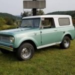 SR2 Tribute: 1965 International Scout 800 – $35,000