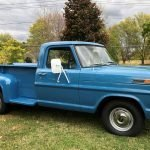1967 Ford F100 Flareside 13K Mile Restored Pickup – $26,500