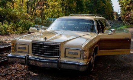 Last Big One: 1978 Ford LTD Country Squire 30K Survivor – Sold?