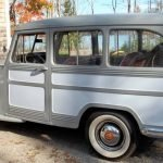 Classifind Cut 39: 1951 Willys Wagon – $12,500