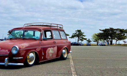 Bagged 'Back: 1967 Volkswagen Type 3 Squareback – $11,000