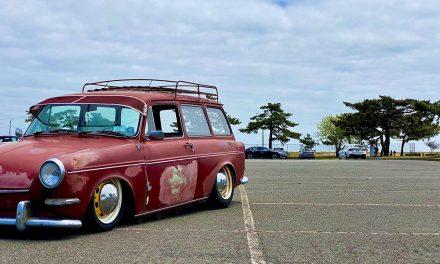 Bagged 'Back: 1967 Volkswagen Type 3 Squareback – Sold!