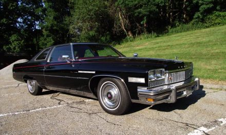 AACA Winner: 1975 Buick Electra Limited 25K Mile Survivor – Sold?