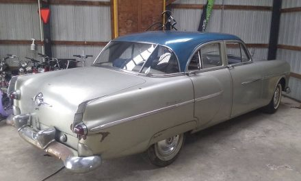 Video Victory: 1954 Packard 300 Ultramatic Touring Sedan – Sold?