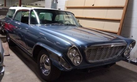 Finless Find: 1962 Chrysler New Yorker Station Wagon – Sold?