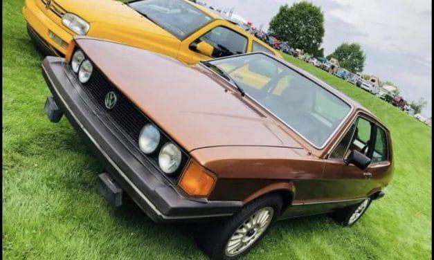NEW! Award 49: 1979 Volkswagen Scirocco – SOLD!