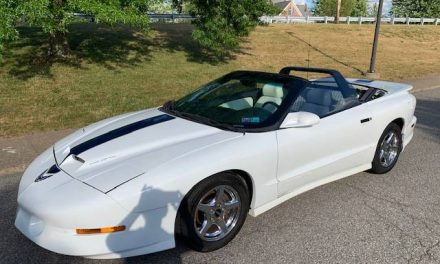 Classifind Cut 6: 1996 Trans Am Anniversary Edition Convertible Clone – Sold?