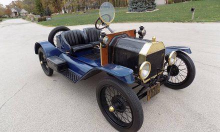 Brass Era Sports Car: 1915 Ford Speedster – Sold?