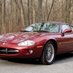 Cool Cat: 1997 Jaguar XK8 Coupe – $8,350