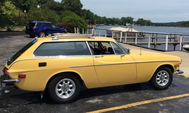Classifind Cut 28: 1972 Volvo 1800ES – $25,000