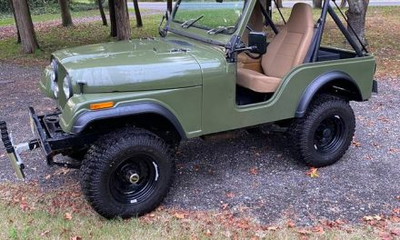Classifind Cut 37: 1978 Jeep CJ5 – Sold?