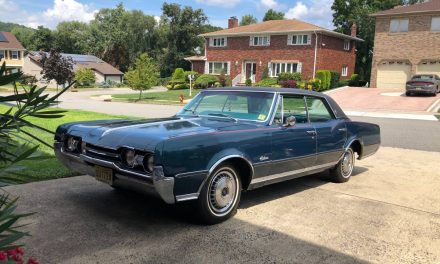 Classifind Cut 19: 1967 Oldsmobile Cutlass Supreme Holiday Sedan – $15,000