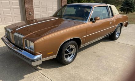 NEW! Award 53: 1979 Oldsmobile Cutlass Supreme 38K Mile Survivor – Sold?