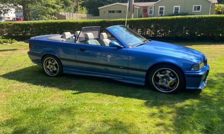 Classifind Cut 30: 1998 BMW E36 M3 5-Speed Convertible – SOLD!