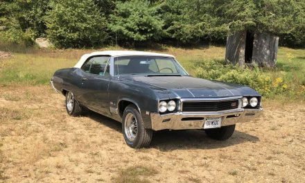 Classifind Cut 17: 1968 Buick Grand Sport 400 Convertible – Sold?