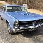 Quiet Storm: 1965 Pontiac Tempest Wagon Mild Restomod – $27,500