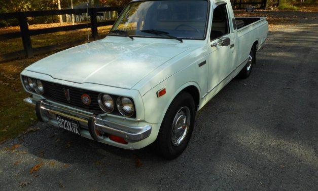 Classifind Cut 26: 1977 Toyota Hilux Long Bed – $12,500