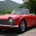 Classifind Cut 48: 1967 Triumph TR4A – $16,900