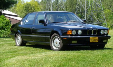 Long Wheelbase E32: 1991 BMW 735iL – SOLD!