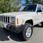 Xtra Clean XJ: 1999 Jeep Cherokee Sport Classic – $9,500