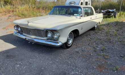Contemporary Classic: 1963 Imperial Crown Southampton 77K Mile Survivor – Sold?