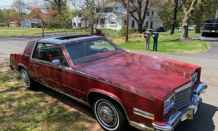 Reserved Parking 28: 1984 Cadillac Eldorado Biarritz Coupe – Make An Offer!
