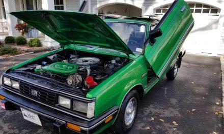 Lambo Doors: 1985 Subaru BRAT – SOLD!