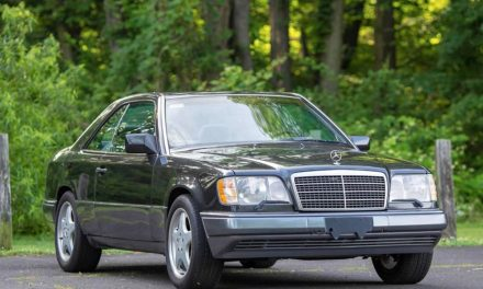 Modern Classic Bargain: 1994 Mercedes-Benz E320 Coupe – Sold?