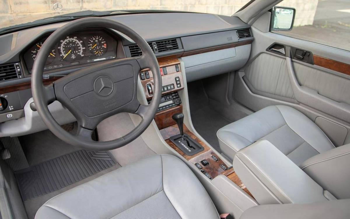 modern classic bargain 1994 mercedes benz e320 coupe 15 500 guyswithrides com guys with rides