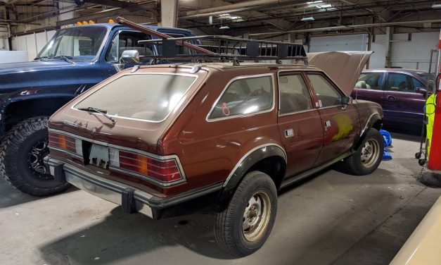 Grand Wagoneer Alternative: 1987 AMC Eagle – $3,000