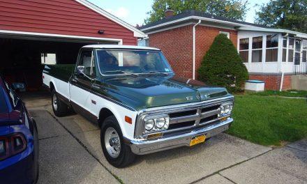 Reserved Parking 27: Restored 1970 GMC Custom 2500 33K Mile OK Truck – Make an Offer!