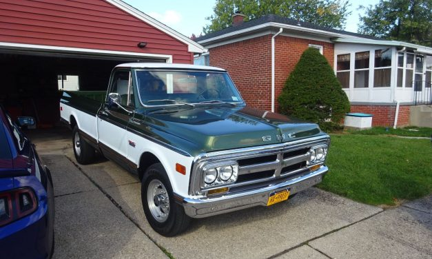 Reserved Parking 27: Restored 1970 GMC Custom 2500 33K Mile OK Truck – Make an Offer!