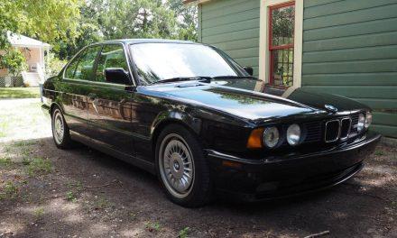 Left Lane Express: 1991 BMW M5 – SOLD!