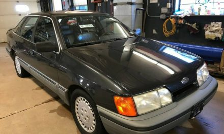 Euro Ford Survivor: 1989 Merkur Scorpio – SOLD!