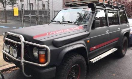 JDM Bushwhacker: 1993 Nissan Patrol – $20,000