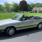 Summer Car Sale: 1986 SAAB 900 Turbo Convertible – $6,900