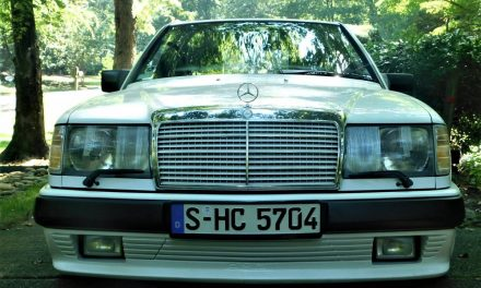 RADWood Approved: 1986 Mercedes-Benz W124 300E – SOLD!
