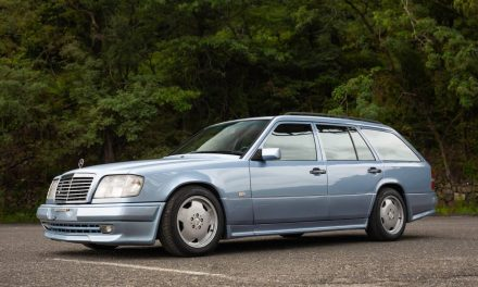 5-Speed Longroof: 1992 Mercedes 300TE – Sold?