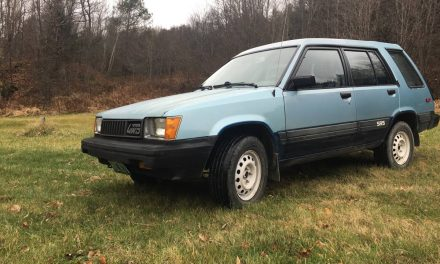 Lifted Wagon: 1984 Toyota Tercel SR5 4WD – Sold?